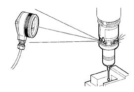 Measurement probe and reciever