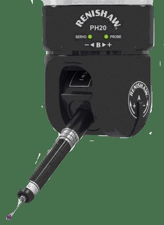 Renishaw PH20 5-axis probe head with CappsDMIS