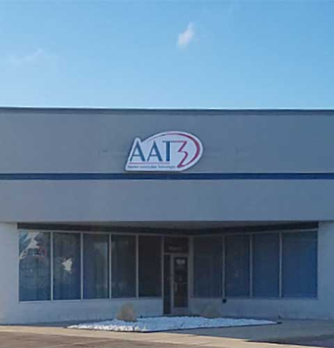 Welcome to Applied Automation Technologies Head Office AAT3D