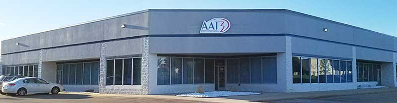 Welcome to Applied Automation Technologies' Smart Machining Innovation Center