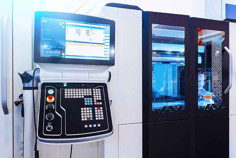 A bi-directional interface enabled NC machine tool