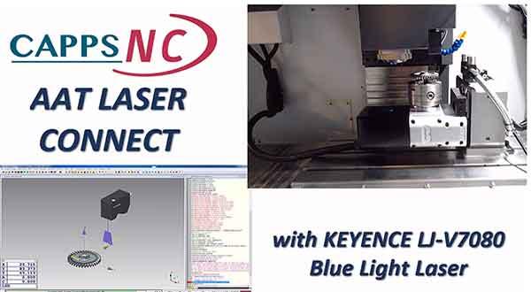 Blue light laser scan Video Still