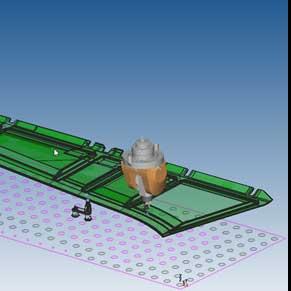 CappsNC NC-Fit laser scanning