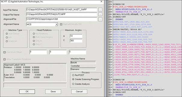 CappsNC Autocreate Scanning Program