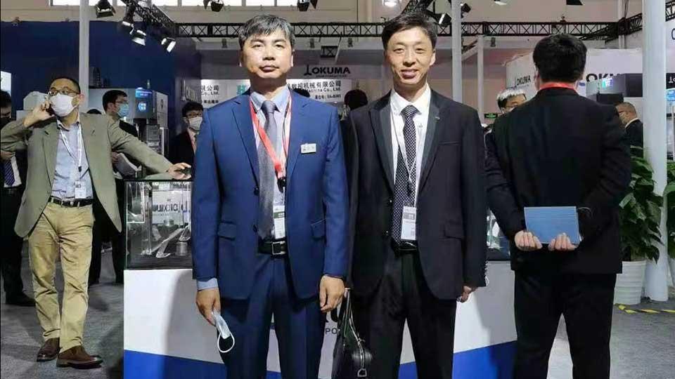 OKUMA and AAT3D at CIMT 2021