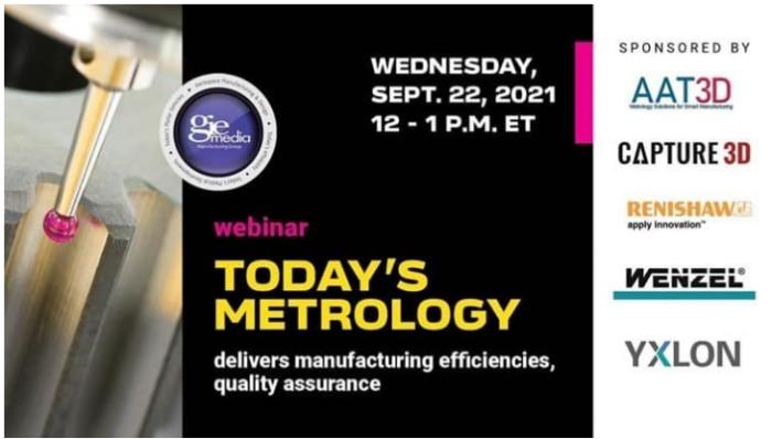 Today's Metrology Webinar
